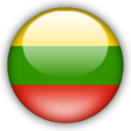 Lithuania flag graphics