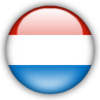 Luxembourg flag graphics