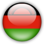 Malawi flag myspace, friendster, facebook, and hi5 comment graphics