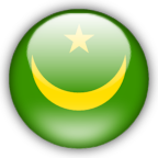 Mauritania flag myspace, friendster, facebook, and hi5 comment graphics