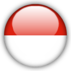 Monaco flag graphics