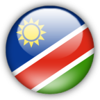 Namibia flag myspace, friendster, facebook, and hi5 comment graphics