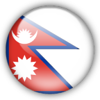 Nepal flag myspace, friendster, facebook, and hi5 comment graphics