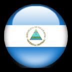 Nicaragua flag graphics