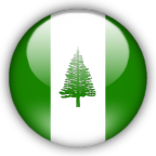 Norfolk Island flag myspace, friendster, facebook, and hi5 comment graphics