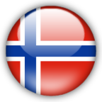 Norway flag graphics
