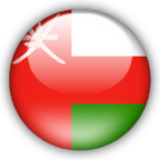 Oman flag graphics