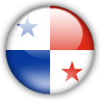 Panama flag graphics