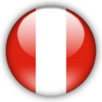 Peru flag graphics