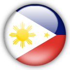 Phillipines flag graphics
