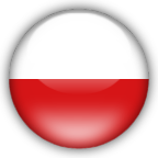 Poland flag graphics