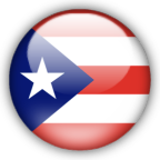 Puerto Rico flag myspace, friendster, facebook, and hi5 comment graphics