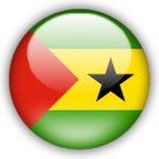 Sao Tome Principe flag graphics