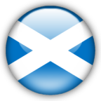 Scotland flag graphics
