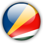 Seychelles flag graphics