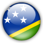 Solomon Islands flag graphics