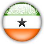 Somaliland flag myspace, friendster, facebook, and hi5 comment graphics