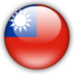 Taiwan flag myspace, friendster, facebook, and hi5 comment graphics
