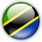 Tanzania flag myspace, friendster, facebook, and hi5 comment graphics