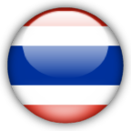 Thailand flag graphics