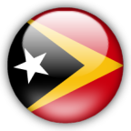 Timor Leste flag graphics