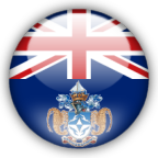 Tristan De Cunha flag myspace, friendster, facebook, and hi5 comment graphics