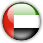 United Arab Emirates flag graphics
