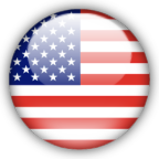 United States flag graphics