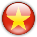 Vietnam flag graphics