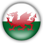 Wales flag myspace, friendster, facebook, and hi5 comment graphics