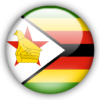 Zimbabwe flag myspace, friendster, facebook, and hi5 comment graphics