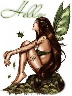 hello tattooed fairy myspace, friendster, facebook, and hi5 comment graphics