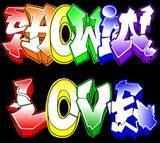 showin grafiti love myspace, friendster, facebook, and hi5 comment graphics